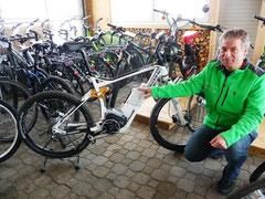 e-motion e-Bikes in der Schweiz
