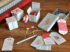 Masking Tape and gift tags Greengate