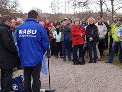 Eröffnung Naturlehrpfad Am Haselsee      Foto: M. Bender