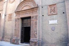Bologna - Corpus Domini