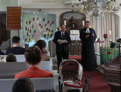 Familiengottesdienst in Dobitschen