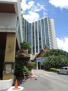 Das Empress Hotel in Chiang Mai