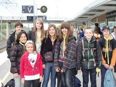10h gare TGV Belfort Montbéliard