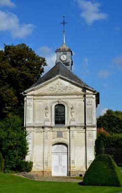 Chapelle du château- Davenescourt