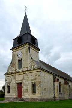 Eglise Saint-Pierre d'Heilly