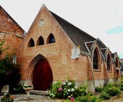 Corbie Chapelle Sainte-Colette