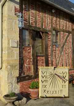 Rue du Castel à Bray-sur-Somme
