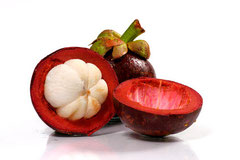 Natural fruit remedy: Mangosteen