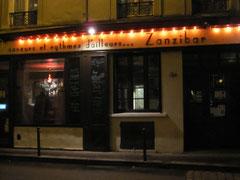 Le Zanzibar Paris