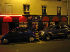 le Vortex paris