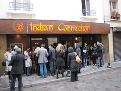 Indian Connection Bastille