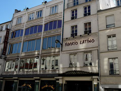 Barrio latino Paris