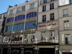 Barrio latino Paris