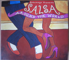 cd musique salsa around the world