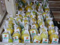 レモンが開店5日目で100袋お買い上げいただきました