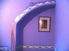 Noemar´s House. Dublin Ireland. (Detail Bedroom)