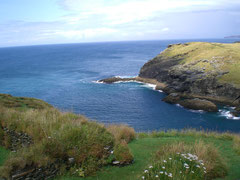 Foto A.Schilling - Tintagel/England