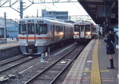 近年の駒ヶ根駅(小林哲さん撮影)