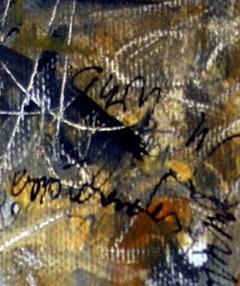 Zeichen, Muster, Schriftzeichen