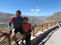 cycling arequipa