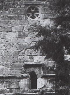 4 Südwand des Turmes
