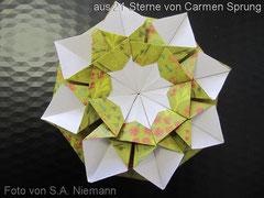 Sternblume Kathrins Papier