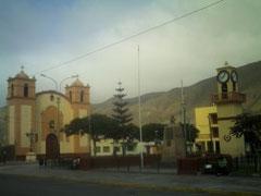 Plaza de Santa Cruz de Flores