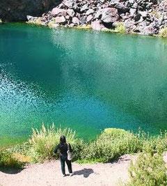 Laguna la Encantada