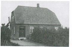 Haus Nr.51, Hochacker 5, Christian Kirsten ,erbaut 1922 auf dem Platz d.früheren Armenhauses