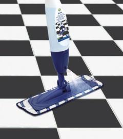 Bona Spray Mop - voor harde vloeren zoals laminaatvloeren, tegelvloeren etc.