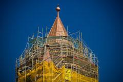 Kirche Sanierung