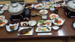 冬季夕食【例】