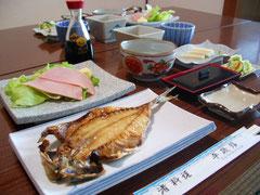 朝食【例】