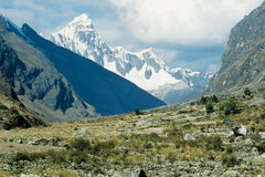 Quebrada Santa Cruz (Cordillera Blanca)