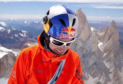 David Lama erfolgreich am Cerro Torre