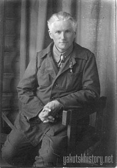 Павел Виттенбург. Лагерь ОГПУ Вайгач, бухта Варнека, 1933 год