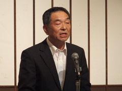 上坂良秋タカラ物流システム代表取締役社長