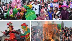 Le carnaval, de retour à Plaintel, a attiré la foule, samedi