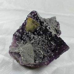 Fluorite Denton Mine Illinois USA