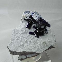 Azurite Milpillas Mine Mexico