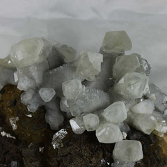 Calcite Moscona Mine Spain