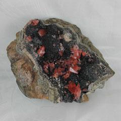 Rhodochrosite Uchucchacua Mine Peru