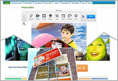 Fun Photo Box free online photo editor