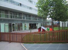 Hôpital G. Pompidou Paris