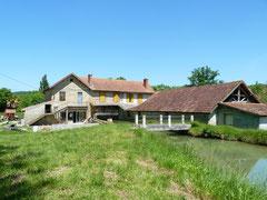 molino de Bellegarde en Lespielle (vic-bilh/madiran)