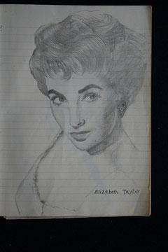 エリザベス・テーラー