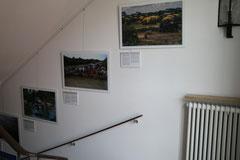 Die Fotografien im Weilheimer Rathaus