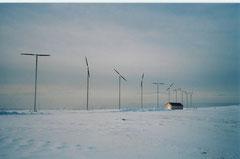 site eolien dégagé