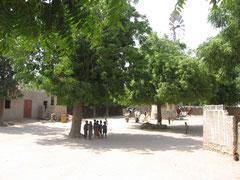 eolienne village brousse
