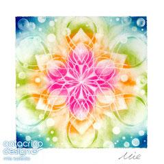 結晶の花「優花」